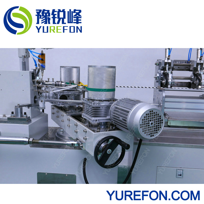 High speed stainless steel paper straw making machine